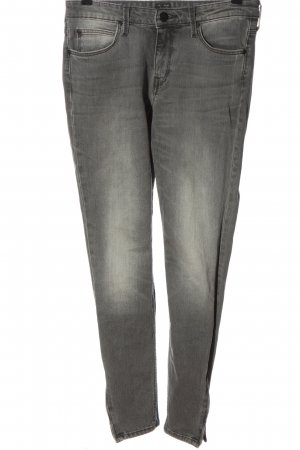 Lee Low Rise Jeans light grey casual look
