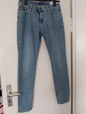 Lee Jeans slim bleuet coton