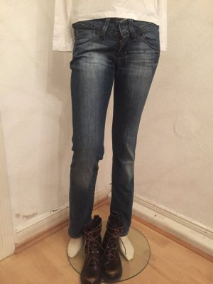 Lee Jeans blau gerader Schnitt W26, L33