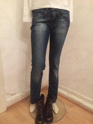 Lee Jeans blau grader Schnitt W26, L33