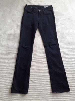 lee jeans gerade beine gr. s 36