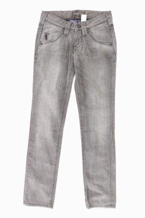 Lee Jeans Größe W27/L31 grau aus Baumwolle