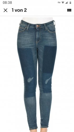 Lee Jeans Scarlett, W28/L33, high waist,skinny, Neu
