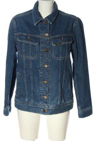Lee Veste en jean bleu style décontracté