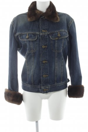 Lee Jeansjacke dunkelblau Casual-Look