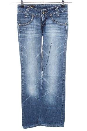 Lee Jeansschlaghose blau