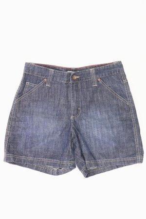 Lee Shorts blue-neon blue-dark blue-azure cotton