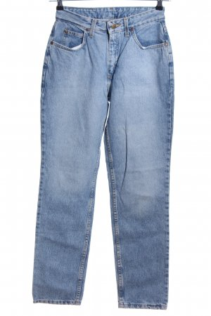 Lee Jeans a carota blu stile casual