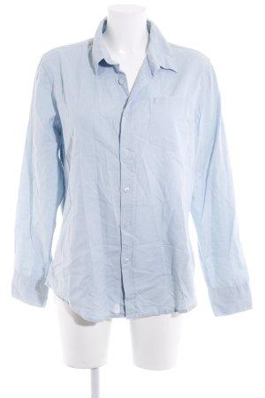 Lee Langarmhemd himmelblau