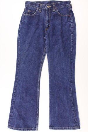 Lee Mom-Jeans blue-neon blue-dark blue-azure cotton