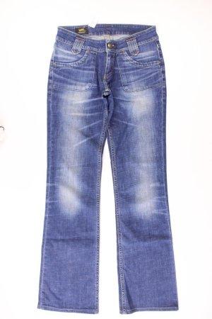 Lee Regular Jeans Größe L blau