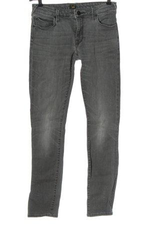 Lee Drainpipe Trousers light grey casual look