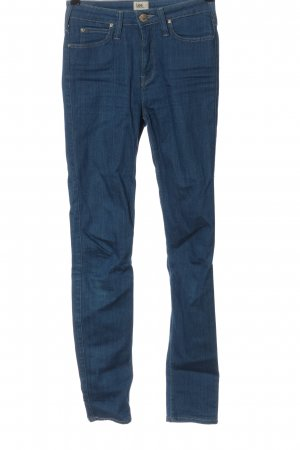 Lee Tube Jeans blue casual look