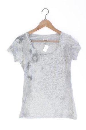 Lee Shirt Größe XS grau aus Baumwolle