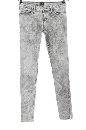 Lee Jeans skinny gris clair style décontracté