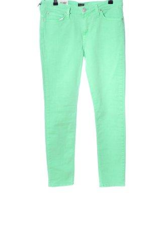 Lee Skinny Jeans türkis Casual-Look