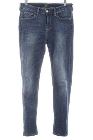 Lee Skinny Jeans blue casual look