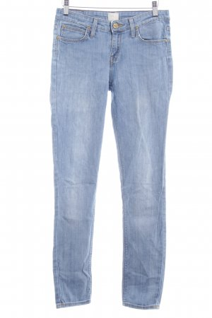 Lee Skinny Jeans hellblau Bleached-Optik