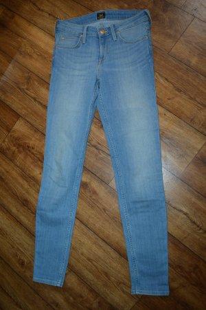 Lee Skinny Jeans 'Scarlett' strechig  38 top
