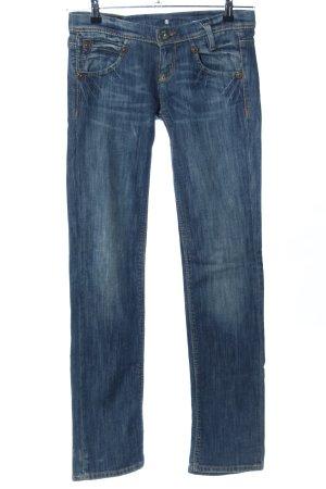 Lee Jeans slim bleu style décontracté