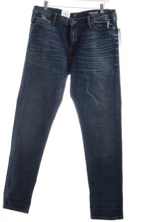 Lee Slim Jeans blau Jeans-Optik