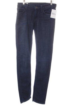 Lee Slim Jeans dunkelblau Casual-Look