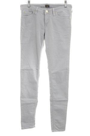 Lee Slim Jeans hellgrau Casual-Look