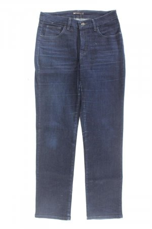 Lee Straight Leg Jeans blue-neon blue-dark blue-azure cotton