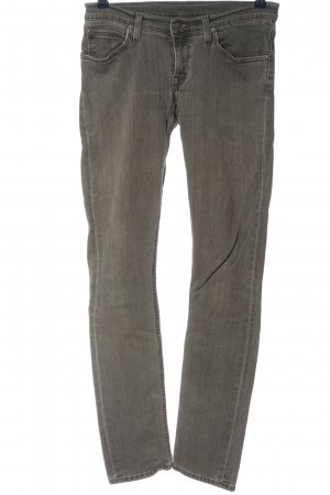 Lee Straight-Leg Jeans hellgrau Casual-Look