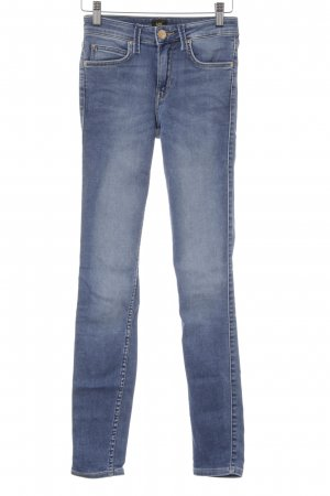 Lee Stretch Jeans kornblumenblau Casual-Look