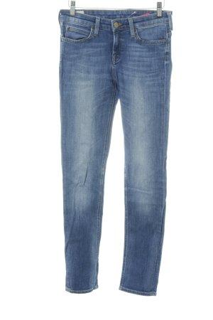 Lee Stretch Jeans kornblumenblau Jeans-Optik