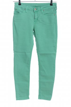 Lee Stretch Jeans türkis Casual-Look