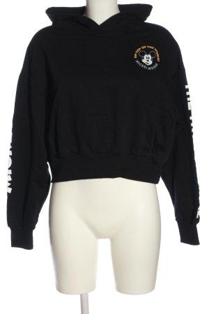 Lefties Hooded Sweatshirt themed print casual look