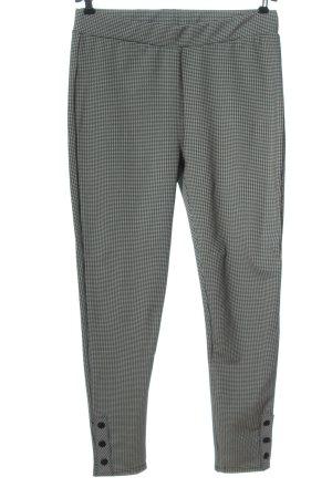 Lefties Jersey Pants black-white casual look