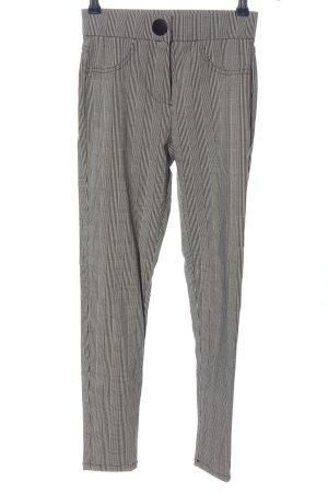 Lefties Jersey Pants light grey allover print casual look