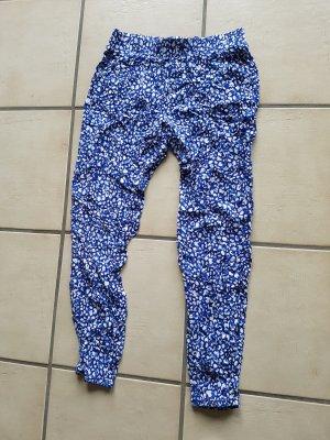 Alive Jersey Pants white-blue