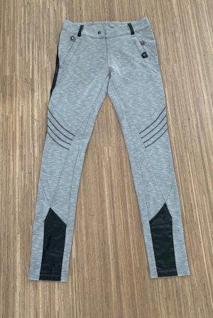 Sportalm Pantalon strech argenté