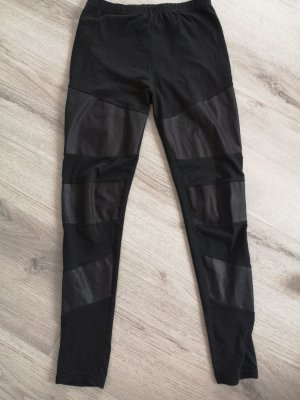 Legging Glanzoptik