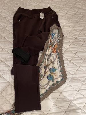Legging gr M/L mit50% silk tuch neu mit Etikett