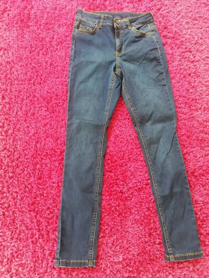 Legging Jeans S Calzedonia blau
