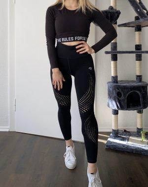 Apart Legging zwart