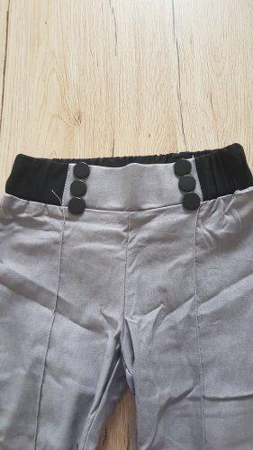Leggings silver-colored-grey