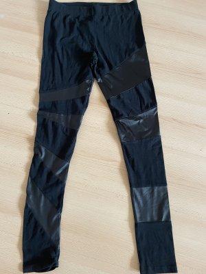 Black Premium by EMP Leggings nero