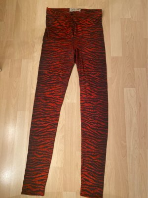 Kenzo H&M Leggings black-red