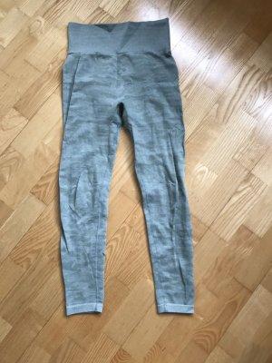 Legging grijs-groen