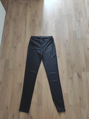 Mango Leggings negro