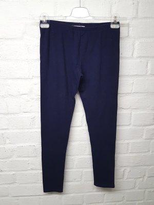 Leggings Blau Tally Weijl Gr. 38