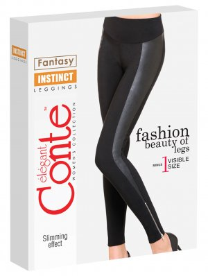 Leggings Damen - Schwarz