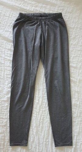 Calzedonia Leggings white-black polyester