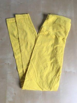 Leggings gelb S